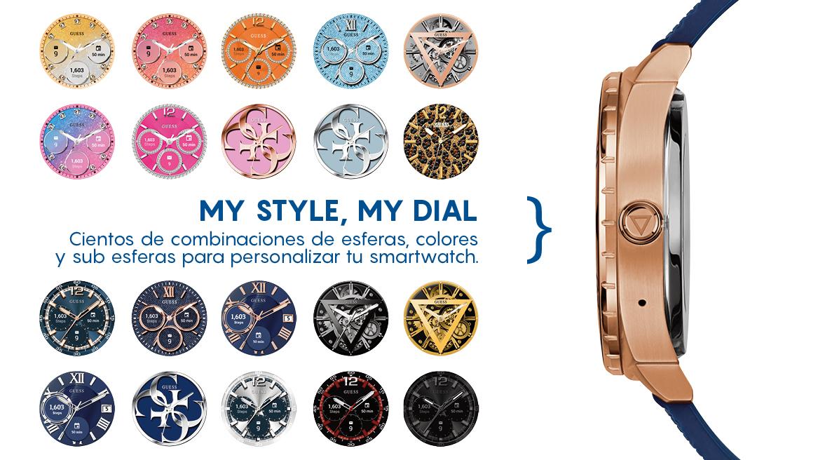 ventajas relojes inteligentes guess connect mejor precio