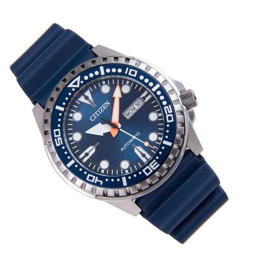 e33c53af272c NH8381-12L - donde comrpar relojes citizen alicante - reloj azul hombre -  reloj buceo
