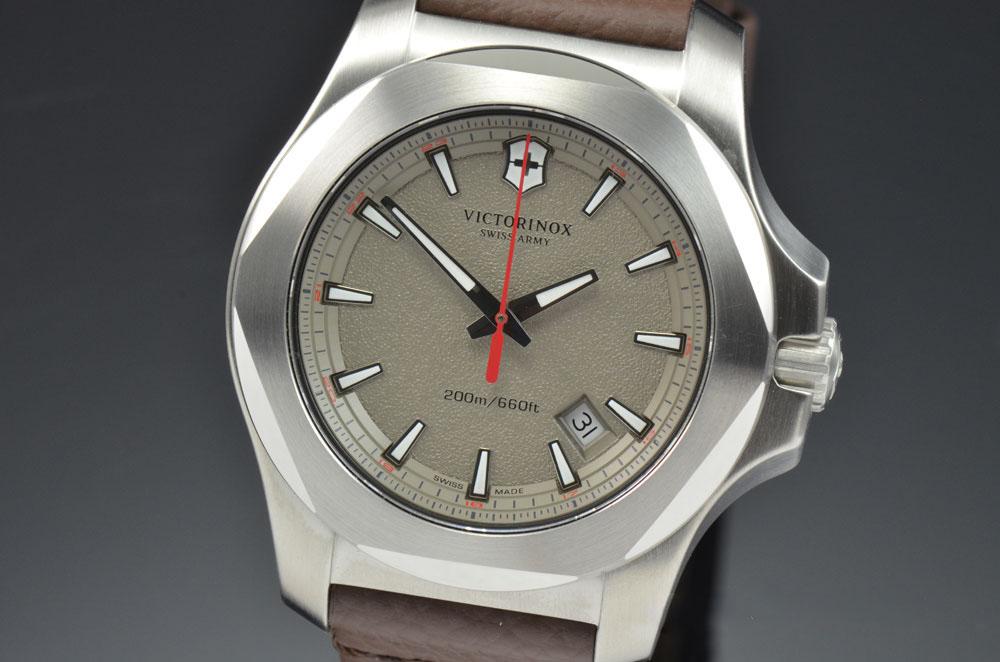 Reloj de caballero Victorinox INOX V241738 - donde comprar relojes victorniox online - donde comprar relojes suizos online - tienda relojes alicante - joyeria marga mira