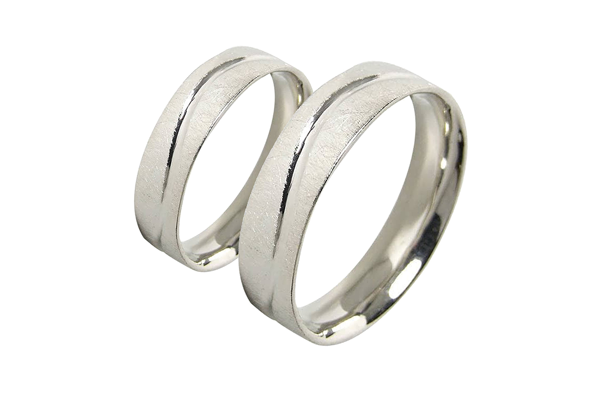 56b2a266ab85 alianzas boda originales - alianzas boda a1045b - joyeria marga mira -  wedding bands alicante