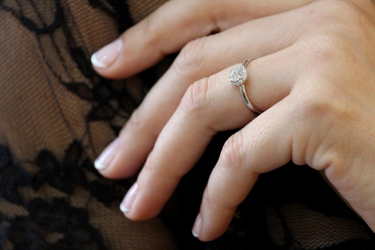 donde comprar anillos pedida alicante - anillos compromiso oro blanco - anillos oro alicante - where to buy engagement rings alicante