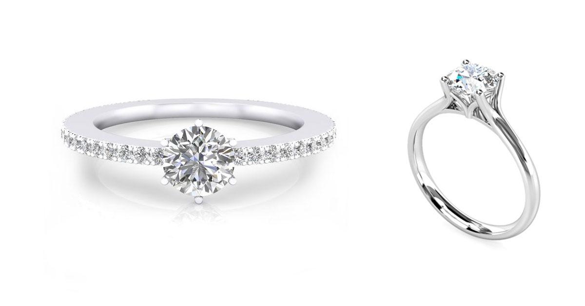 anillos compromiso alicante - precio anillos pedida diamante - anillos boda alicante