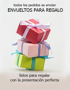 todos nuestros pedidos se envían envueltos para regalo - joyerias alicante - joyeria marga mira - anillos compromiso alicante