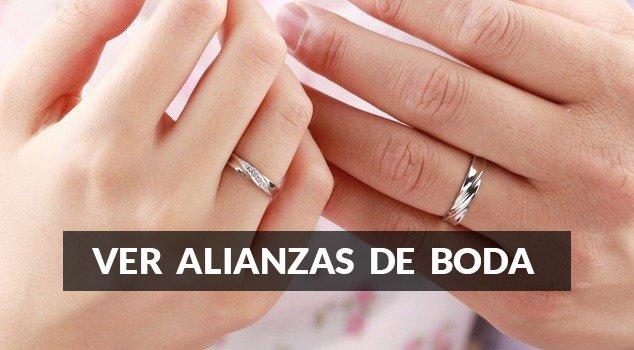 806a3b61c314 alianzas boda alicante - precio alianzas oro blanco y diamantes - mejor  precio alianzas matrimonio alicante