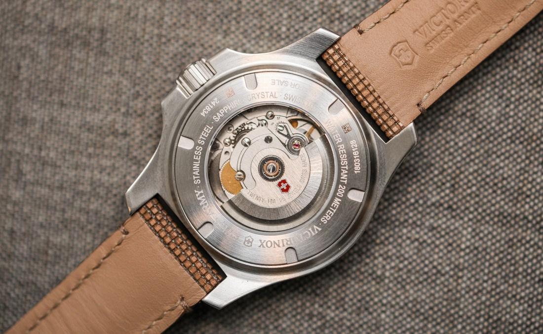 reloj Victorinox V241834 INOX automatic 22- donde comprar relojes automaticos alicante - tienda relojes alicante - joyeria marga mira
