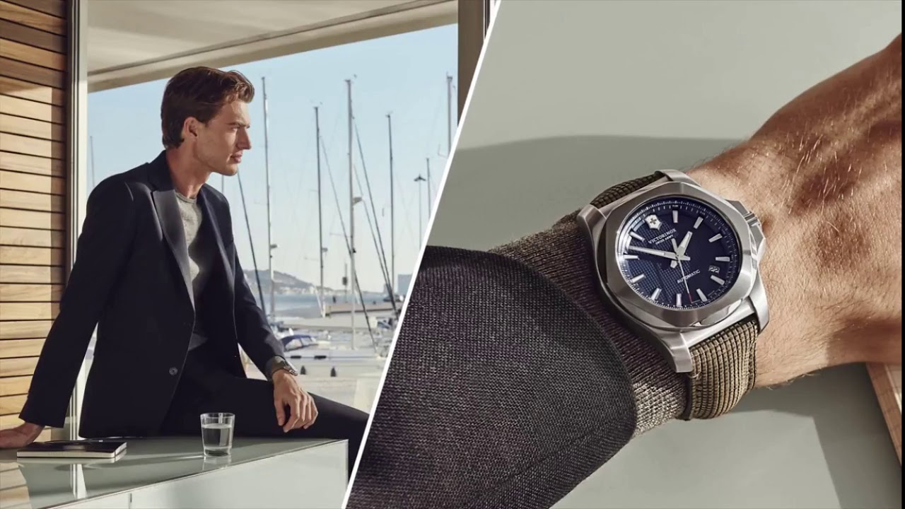 donde comprar online reloj Victorinox V241834 INOX automatic gear patrol - donde comprar relojes automaticos alicante - joyeria marga mira - tienda relojes alicante