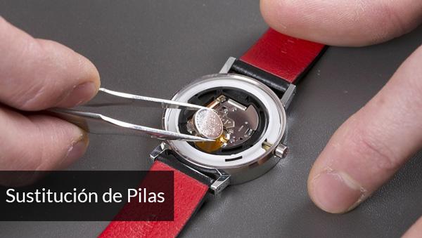 taller relojeros alicante capital- donde arreglar reloj alicante centro - cambiar correa reloj - cambiar pila reloj alicante - joyeria marga mira - relojeros alicante