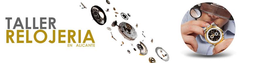 taller relojeria alicante - relojero alicante - donde arreglar relojes alicante - taller reparaciones relojes alicante - relojeros alicante - joyeria marga mira - relojerias alicante capital