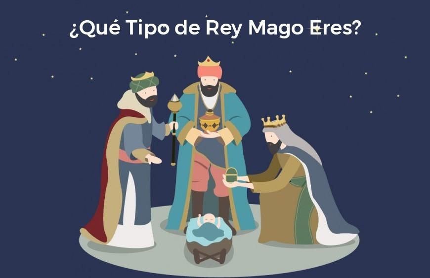 ¿Qué tipo de Rey Mago eres?