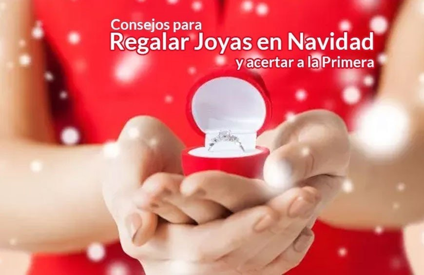 Consejos para regalar joyas en navidad y acertar a la primera